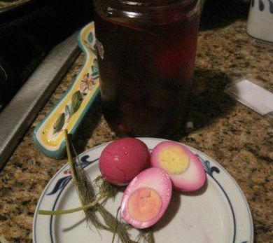 Dill Pickled Eggs Recipe