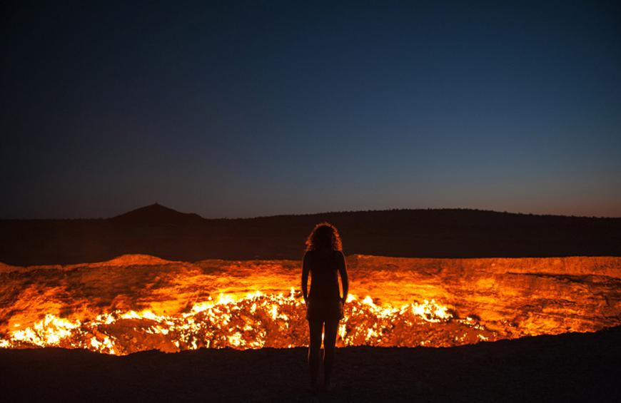 Door to Hell (Turkmenistan)