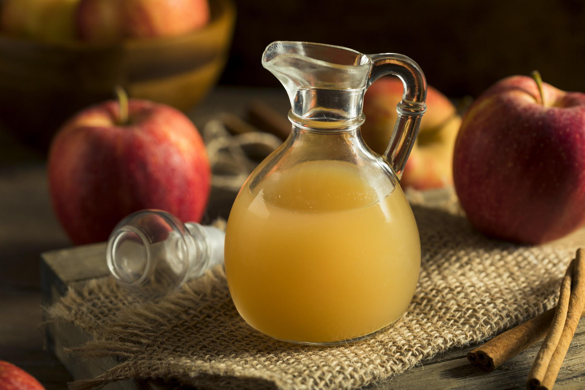 I Drank Apple Cider Vinegar Every Morning for a Month, and This Is What  Happened | The Active Times