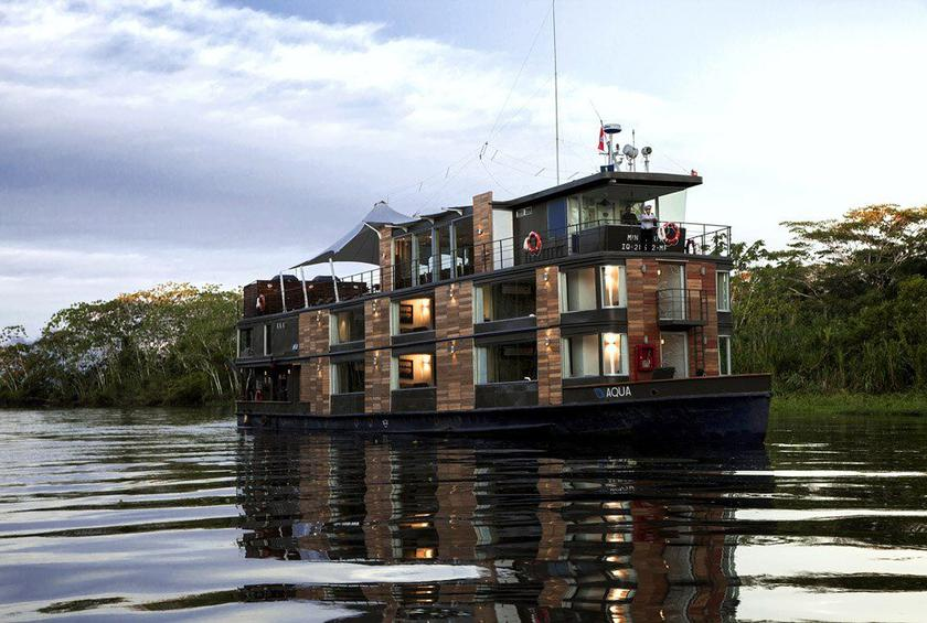 Experience the Amazon With One of South America's Top Chefs