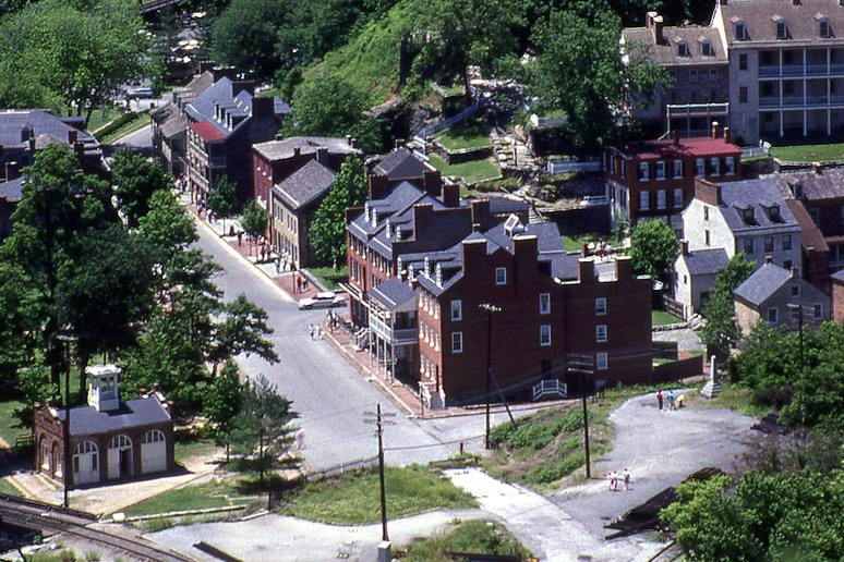 West Virginia: Harpers Ferry