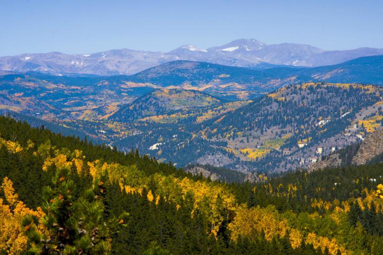 Colorado – Denver Mountain Parks