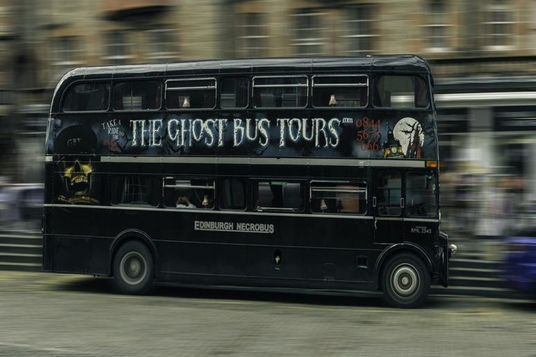 Go on a Ghost Hunt