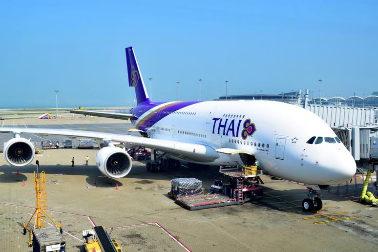 #11 Thai Airways
