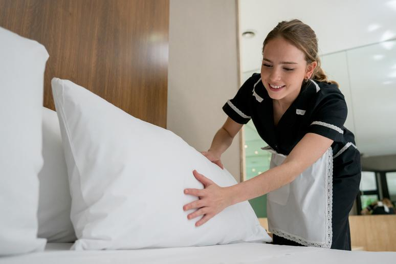 Image result for housekeeper hotel