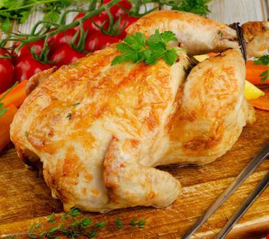 Whole Chicken and Vegetables in the Crock Pot