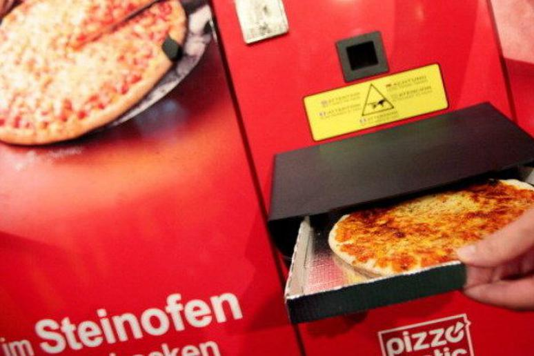 Is a Pizza Vending Machine Coming Soon to Your Hometown?