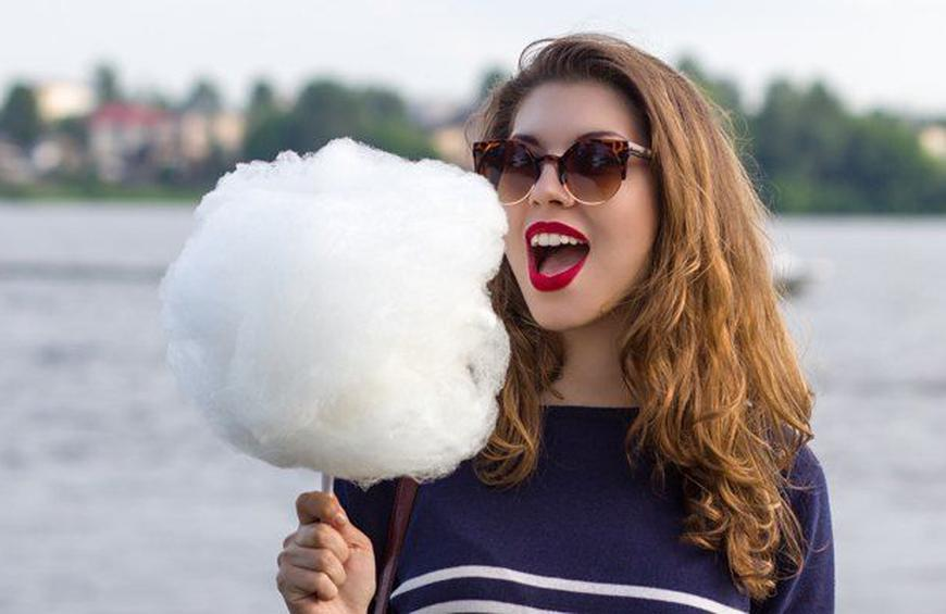 How to Make Cotton Candy in 6 Easy Steps