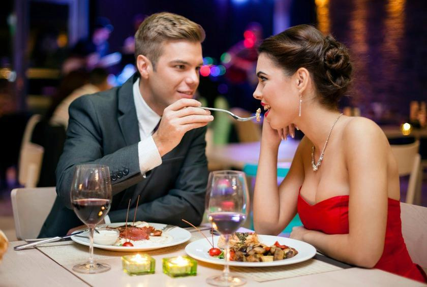 Image result for valentines dinner date