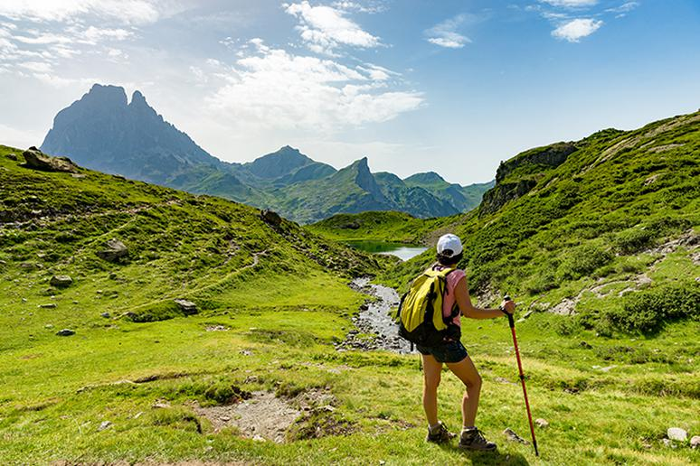 Hike the Pyrenees Mountains, France and Spain