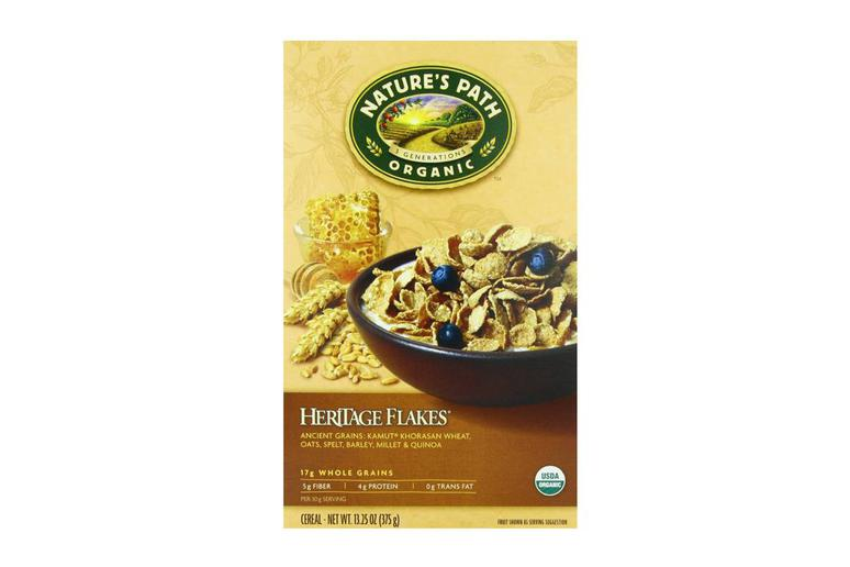 nature's path heritage flakes