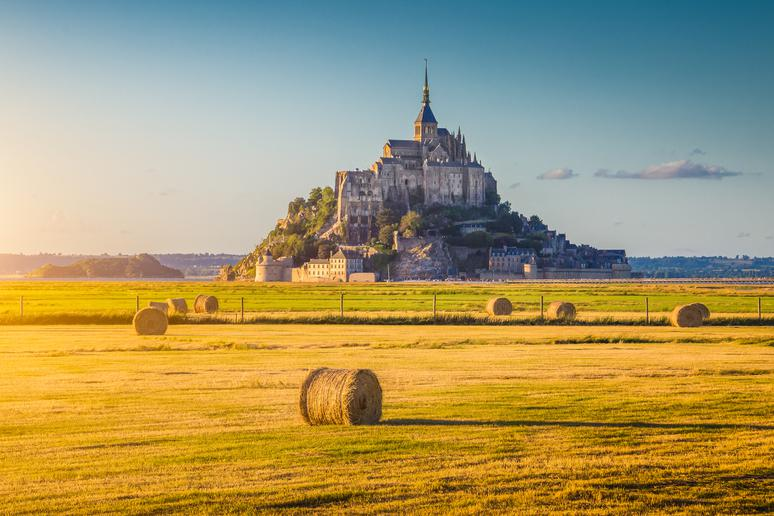 7. Brittany & Normandy, France