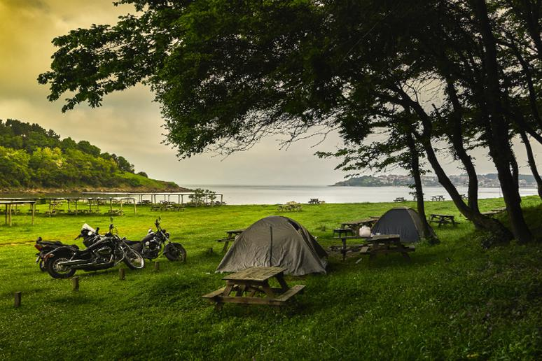 Best Campsites in Early Spring in North America