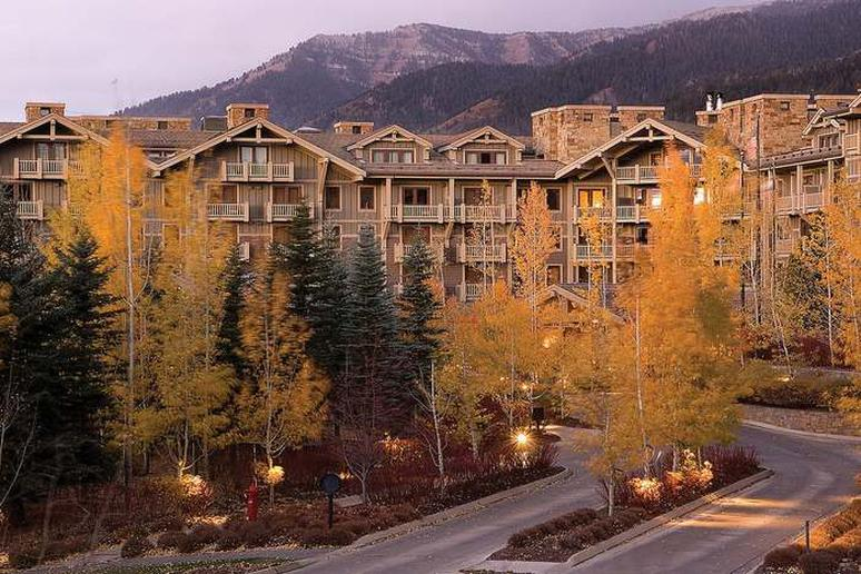 Wyoming – Four Seasons Resort & Residences Jackson Hole
