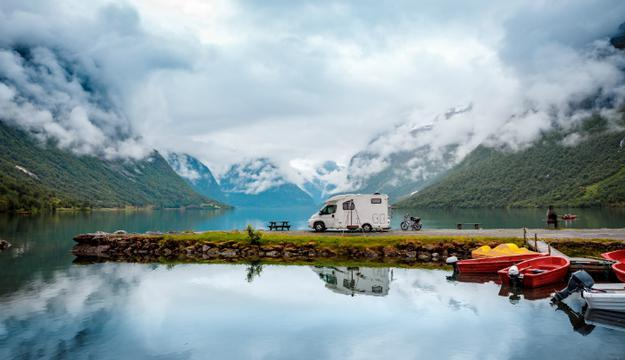 These Are the Coolest RV Parks in the World
