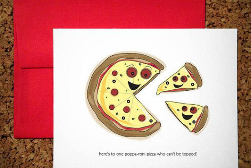 Father's Day Food Cards