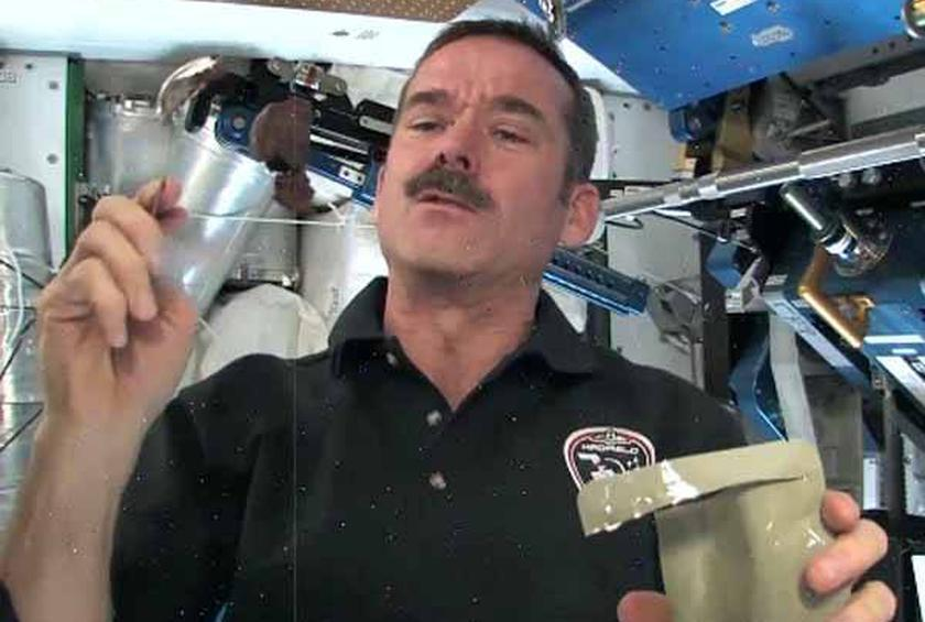 How to Make Coffee and Cake in Space | Video