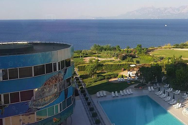 Marmara Hotel in Antalya, Turkey