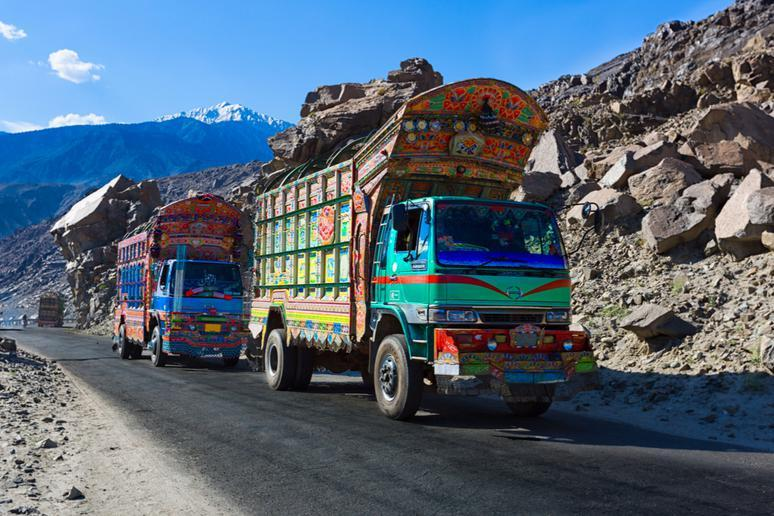 Travel the Karakoram Highway in Pakistan
