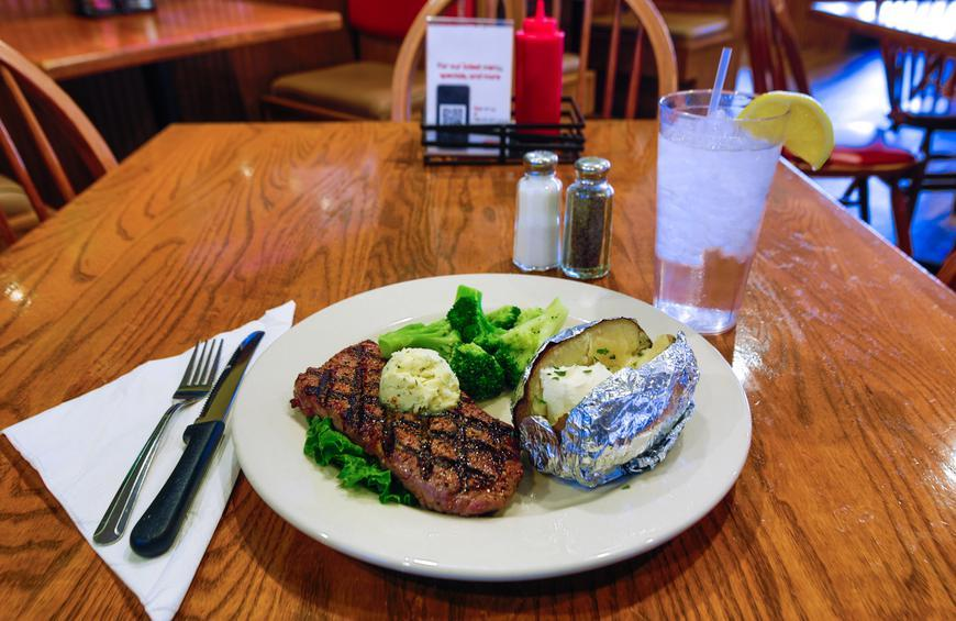 15 Great Restaurant Steaks For 20 Or Less Gallery