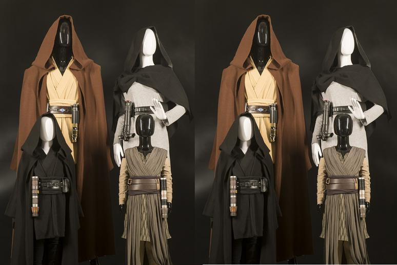 Dress like a Jedi at Black Spire Outfitters
