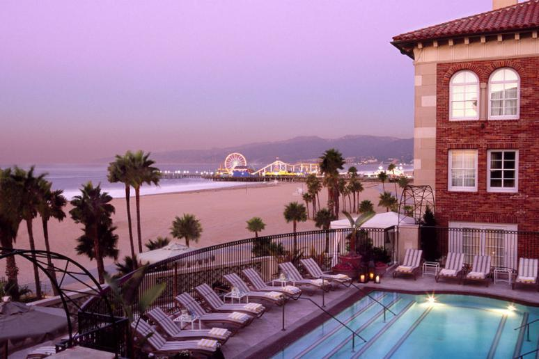 Casa Del Mar—Santa Monica, California