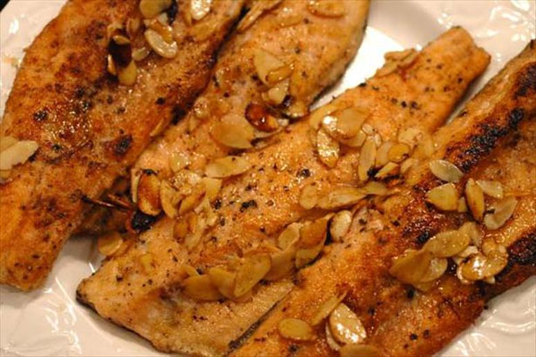 Best Trout Almondine Recipes And Trout Almondine Cooking Ideas