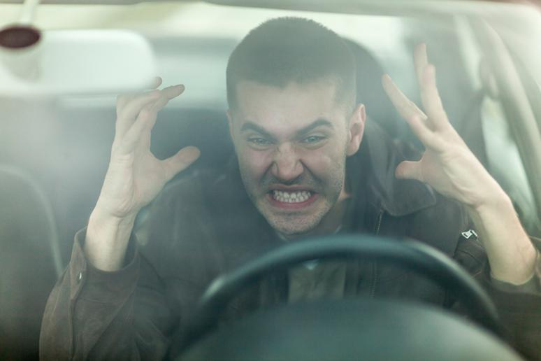 Getting Road Rage