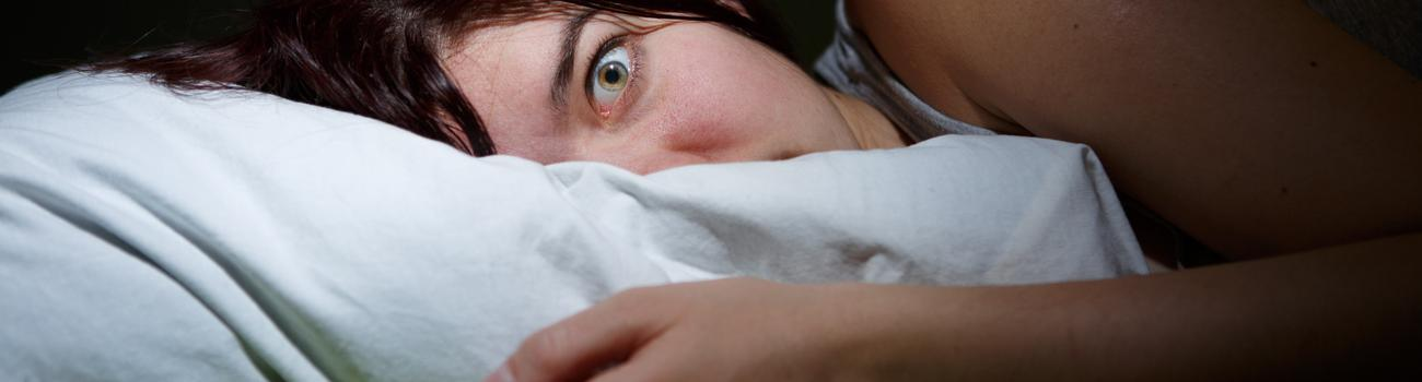 Your body tries to make up for energy zapped from tossing and turning at night.