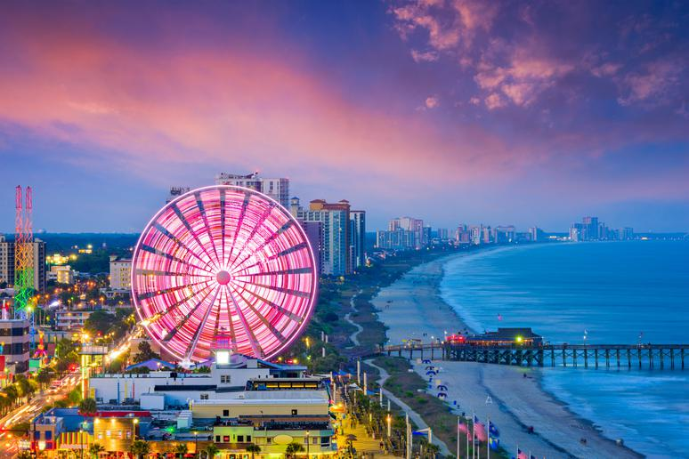 South Carolina: Myrtle Beach