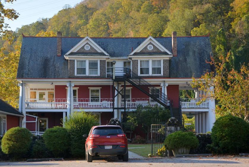 West Virginia: Glen Ferris Inn (Glen Ferris)