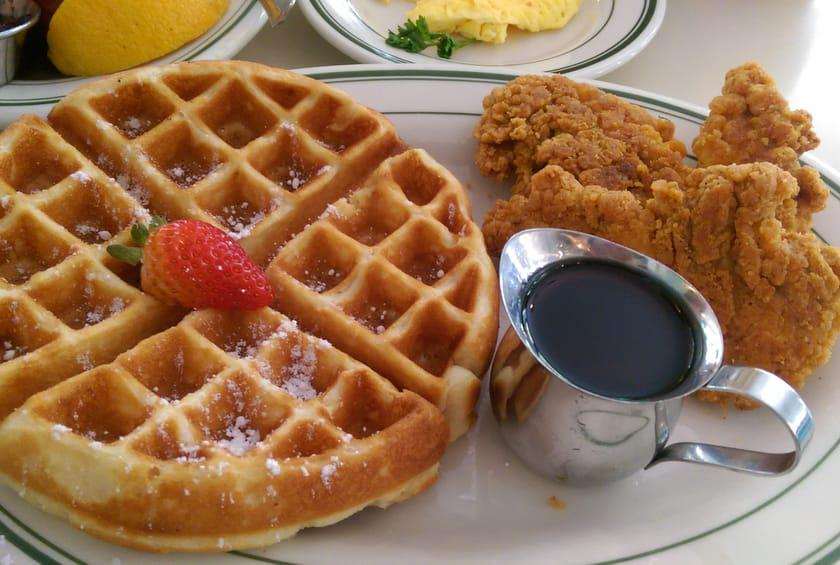 Where To Find The 10 Best Waffles In America