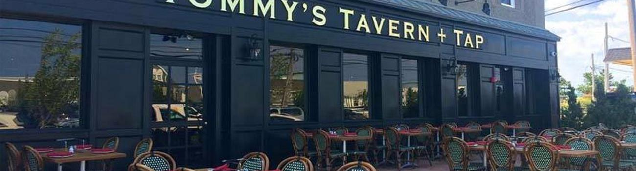 Tommy's Tavern + Tap storefront