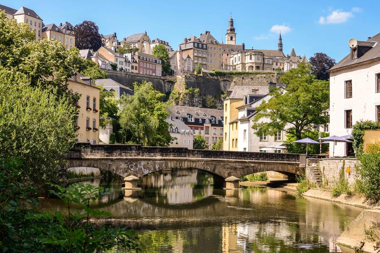 22. Luxembourg