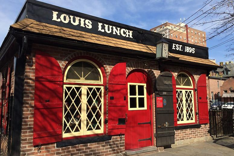 Louis' Lunch, New Haven