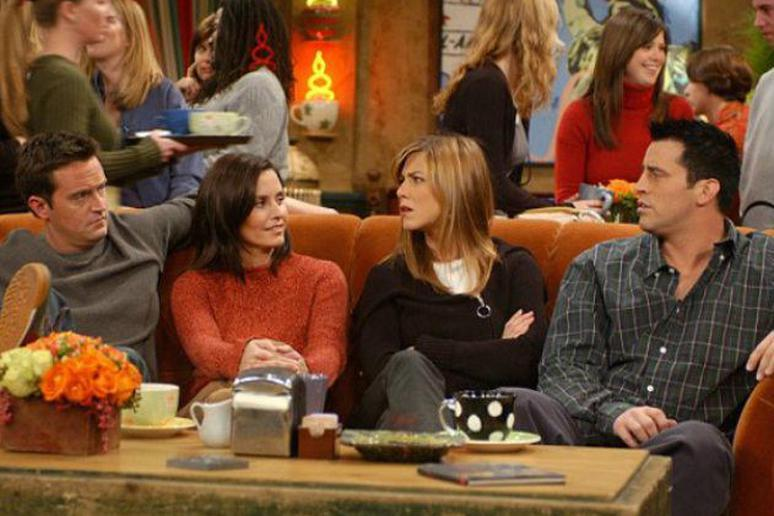 'Friends' Central Perk Cafe is Becoming a Real Pop-Up Shop