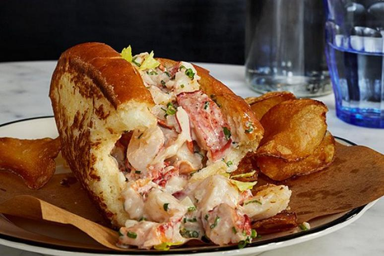 Best Lobster Roll: The Ordinary, Charleston