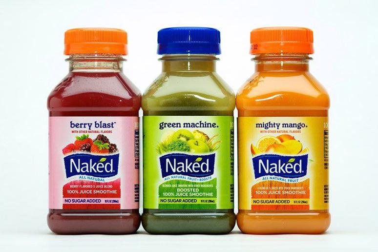 """Naked Juice has long been known as one of the """"healthy"""" juices on the market, but that's been disputed recently."""