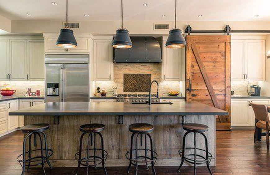 3 Gorgeous Farmhouse Kitchens That Put Function First