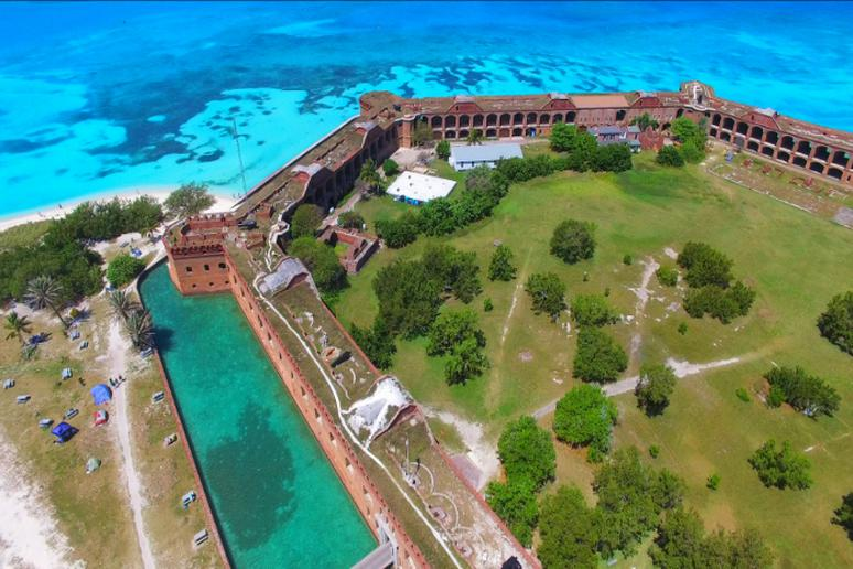 Florida: Dry Tortugas National Park