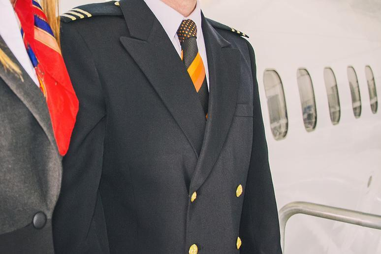 Are you an airline employee?