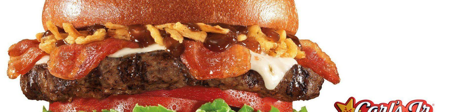 The Midnight Moonshine burger tastes like it's dripping with alcohol, but doesn't contain any.