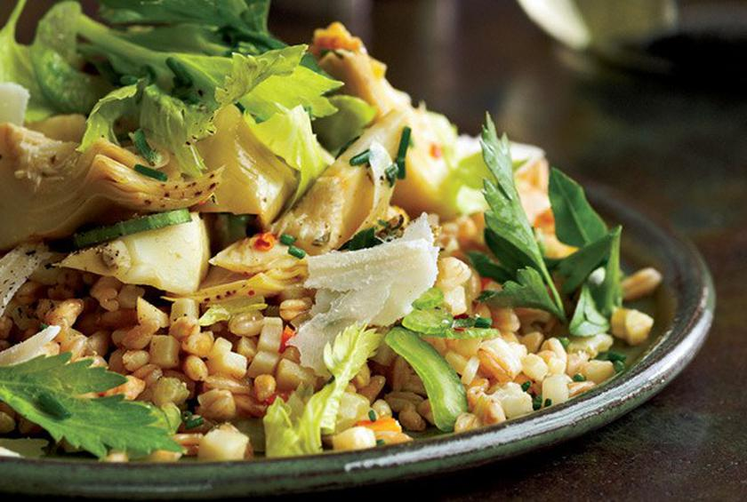 how to cook whole farro