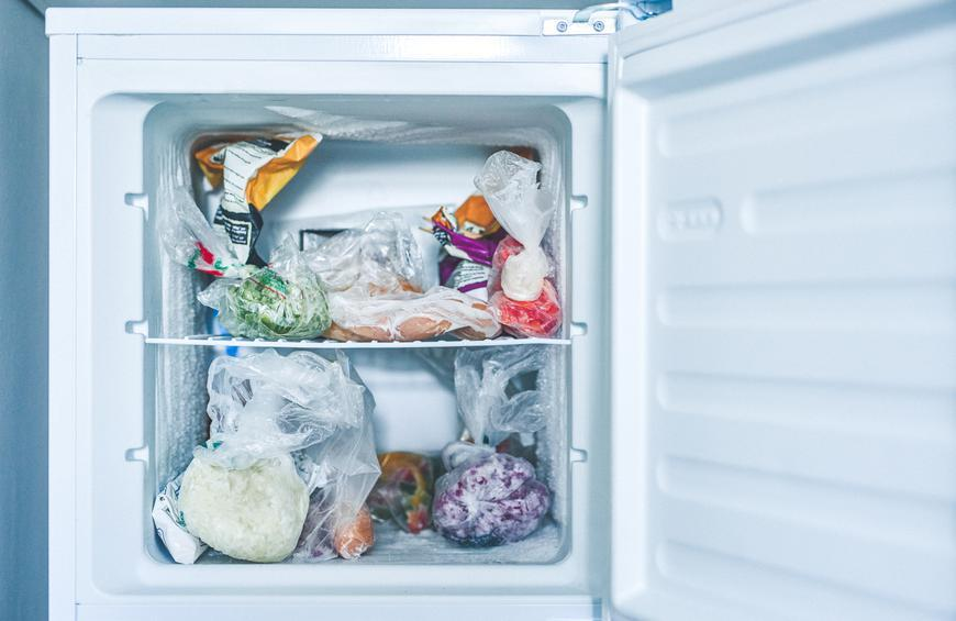 Can I freeze all my food?