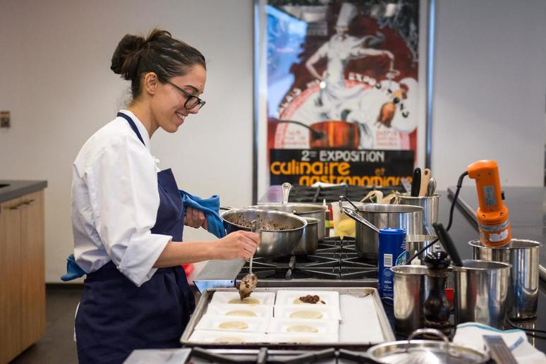 #1 Institute of Culinary Education, New York City