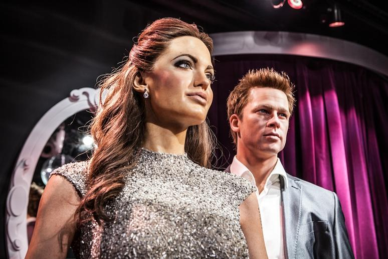 Madame Tussauds' wax museums—anywhere