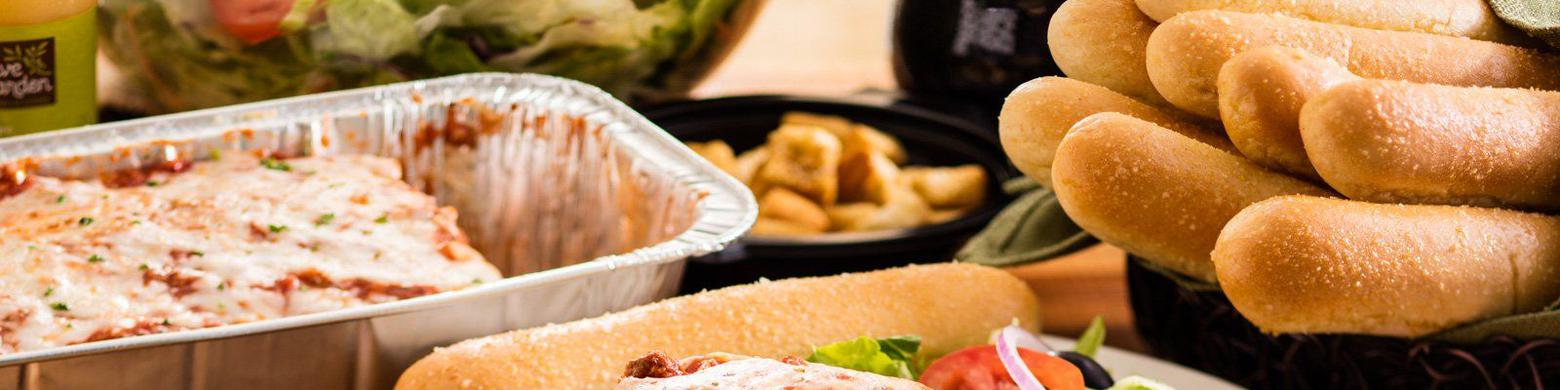 Menu For Olive Garden: Olive Garden Offers New Takeout Meal For The Whole Family