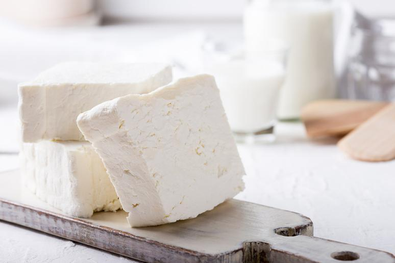 Raw milk and cheese