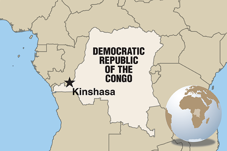 18. Democratic Republic of the Congo