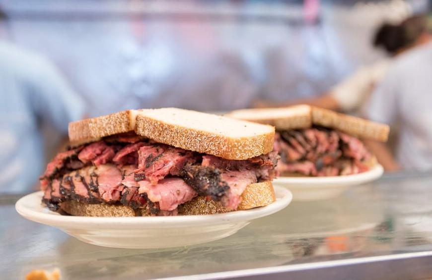 The Best Sandwich in Every State